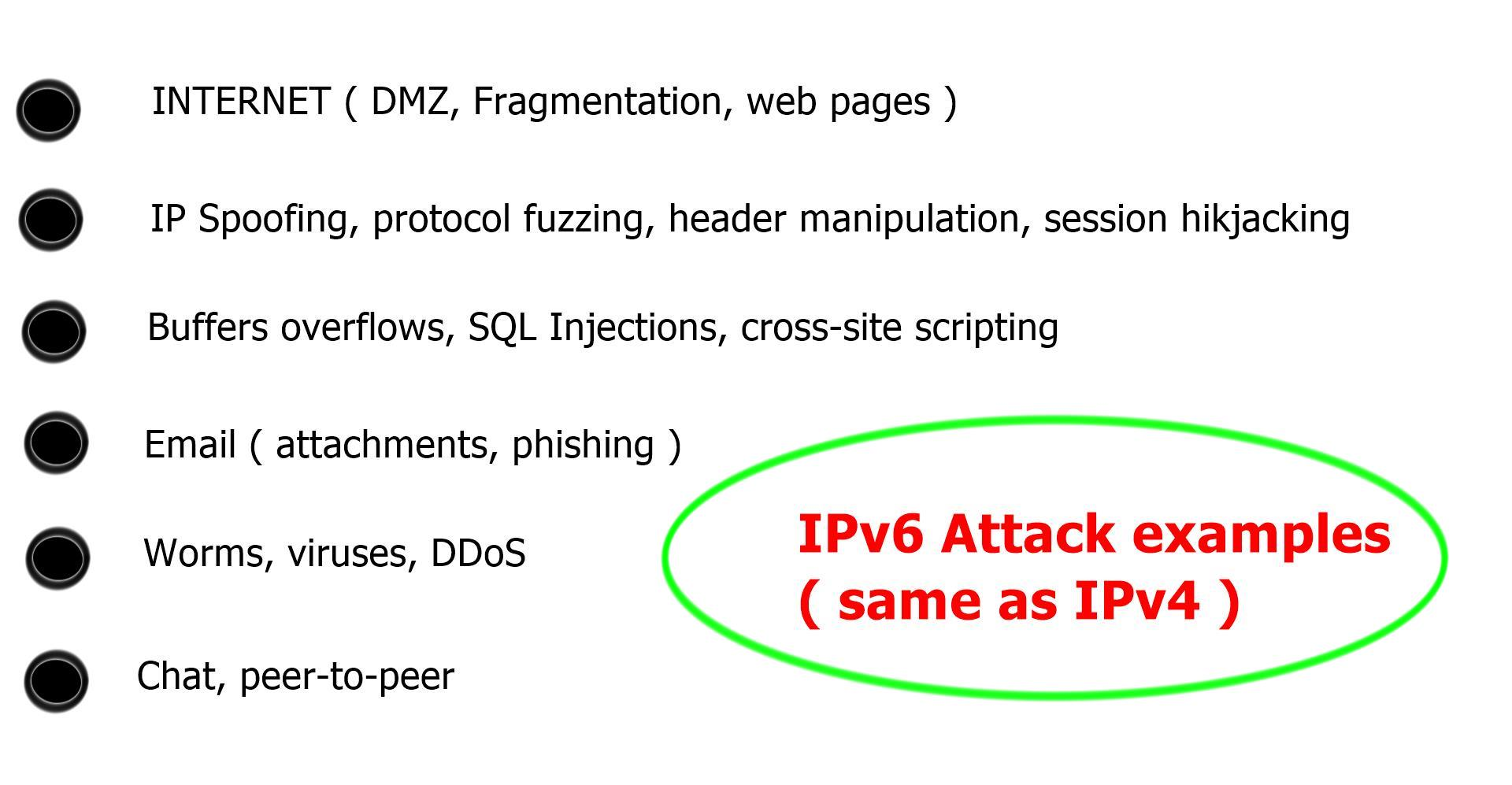 ip routing security concerns and countermeasures Security part two: attacks and countermeasures flashback: internet design goals interconnection failure resilience multiple types of service variety of networks management of resources cost-effective low entry-cost accountability for resources where is security.