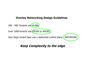 Overlay Virtual Networking | Overlay Virtual Networks