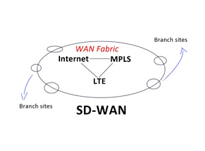 CloudGenix SD-WAN | WAN Virtualization