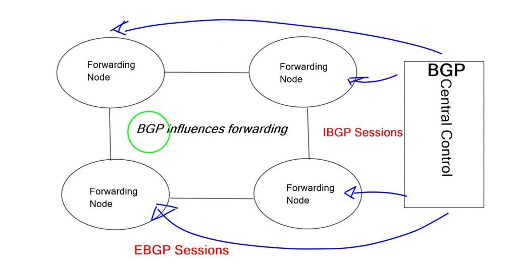BGP SDN