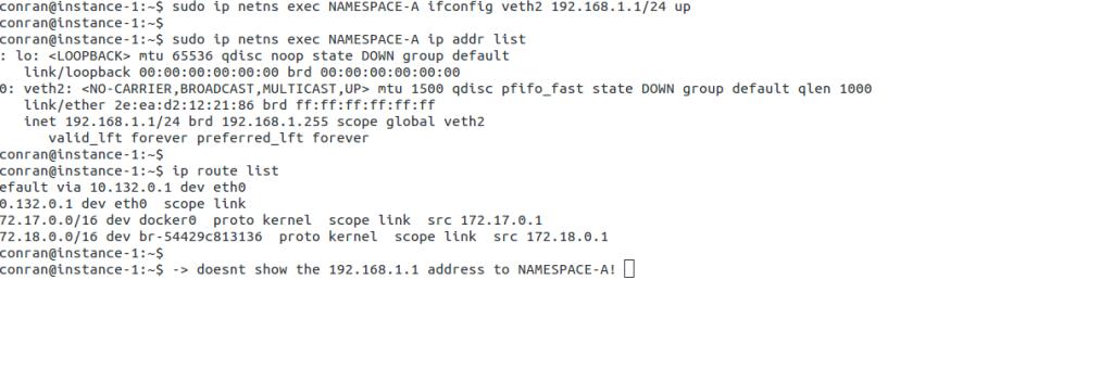 Netnamespace