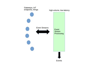 Internet of Things and Event Stream Processing